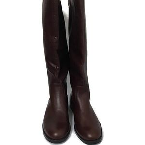 Cognac Color Boots